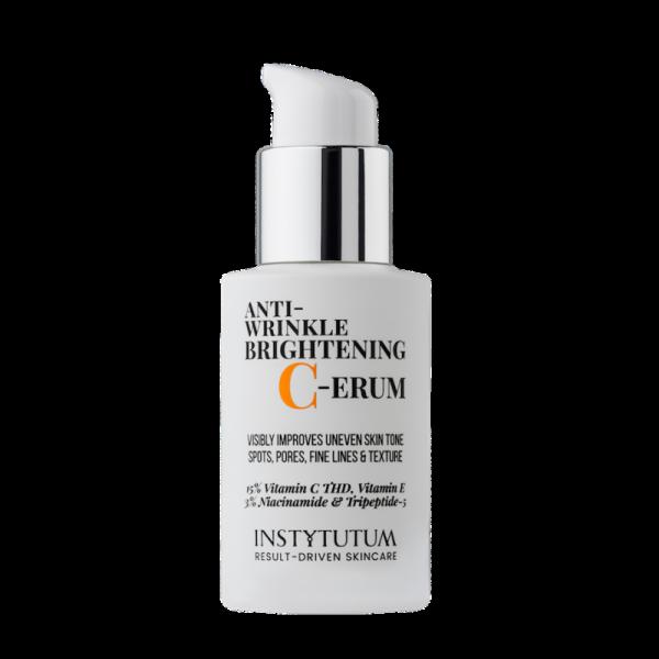 Anti-wrinkle brightening c-erum суперконцентрированная сыворотка с витамином С 30мл
